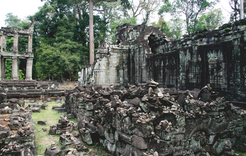 Cambodja: Angkor Wat